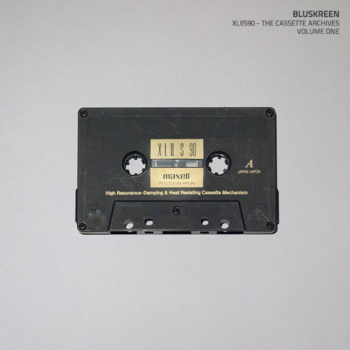 XLIIS90 - The Cassette Archives (Volume One) cover art