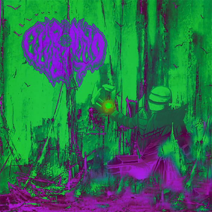 Chronobot & Hemptress Split (Trichome Trilogy) cover art