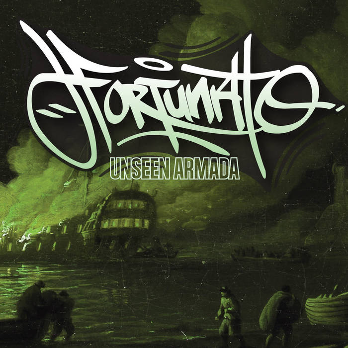 Unseen Armada cover art