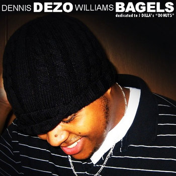 BAGELS (dedicated to J Dilla's DONUTS) cover art