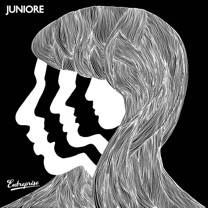 "Juniore / Debut 7"" cover art"