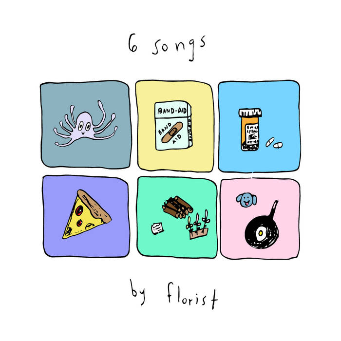 6 days of songs cover art