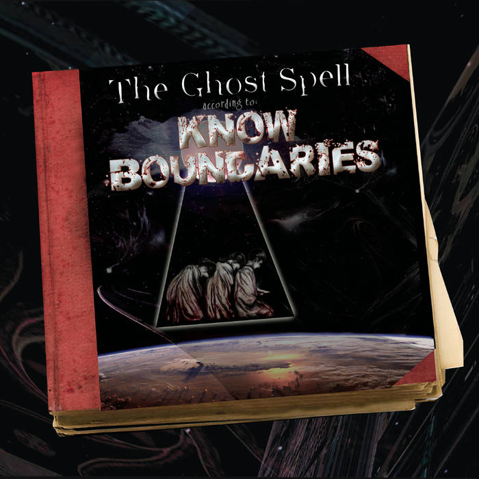 The Ghostspell According to... cover art