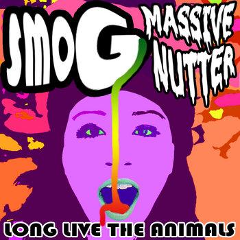 LLTA012 - Smo-G - Massive Nutter cover art