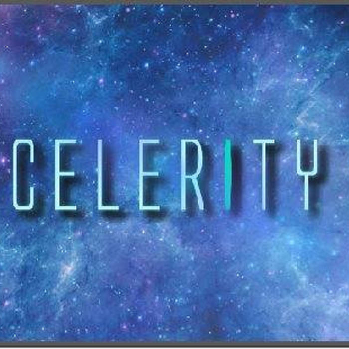Celerity cover art