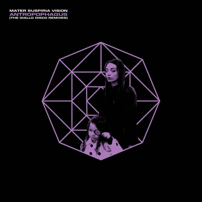 Antropophagus (The Giallo Disco Remixes) cover art