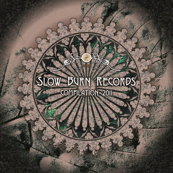 Slow Burn Records Compilation 2011 cover art