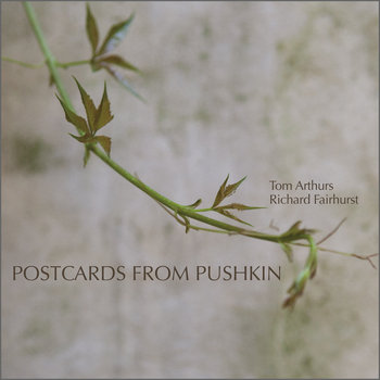 Postcards From Pushkin cover art