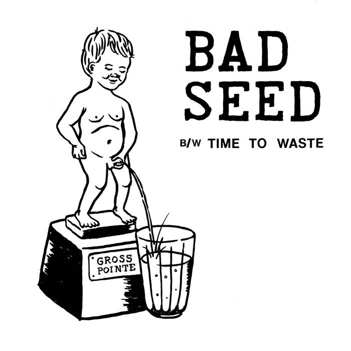 Bad Seed EP cover art