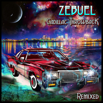 Cadillac Throwback Remixed cover art