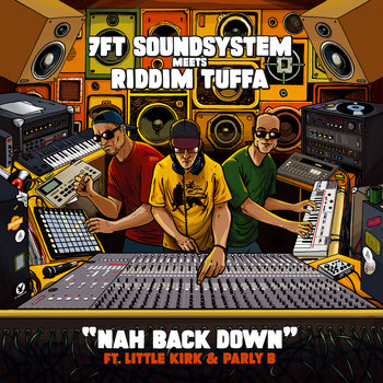 7FT soundsystem Meets Riddim Tuffa cover art