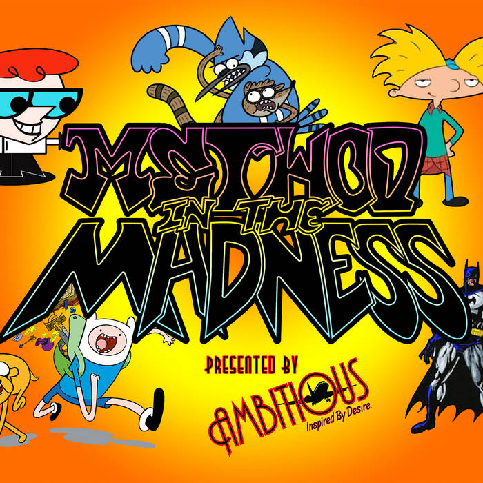 Method In The Madness cover art