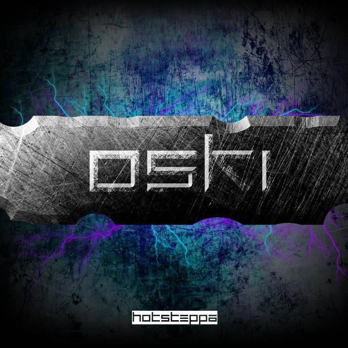 Hotsteppa EP cover art