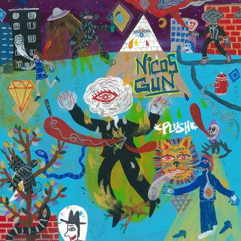 PLUSH cover art