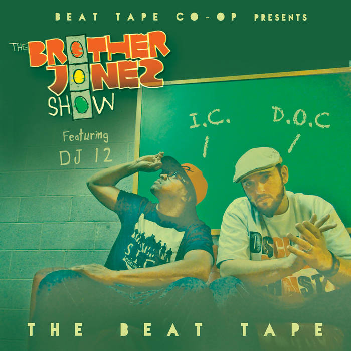 The Brother Jones Beat Tape cover art