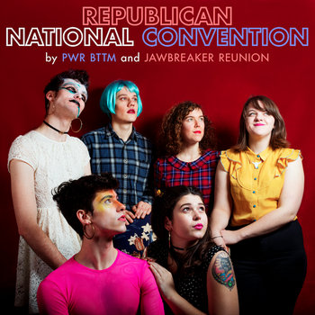 Republican National Convention cover art