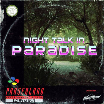 Phaserland - Night Talk In Paradise cover art