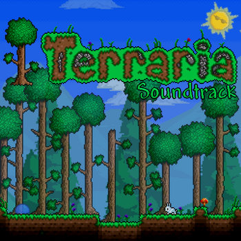 Terraria Soundtrack cover art