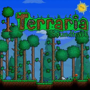 Terraria Soundtrack cover art