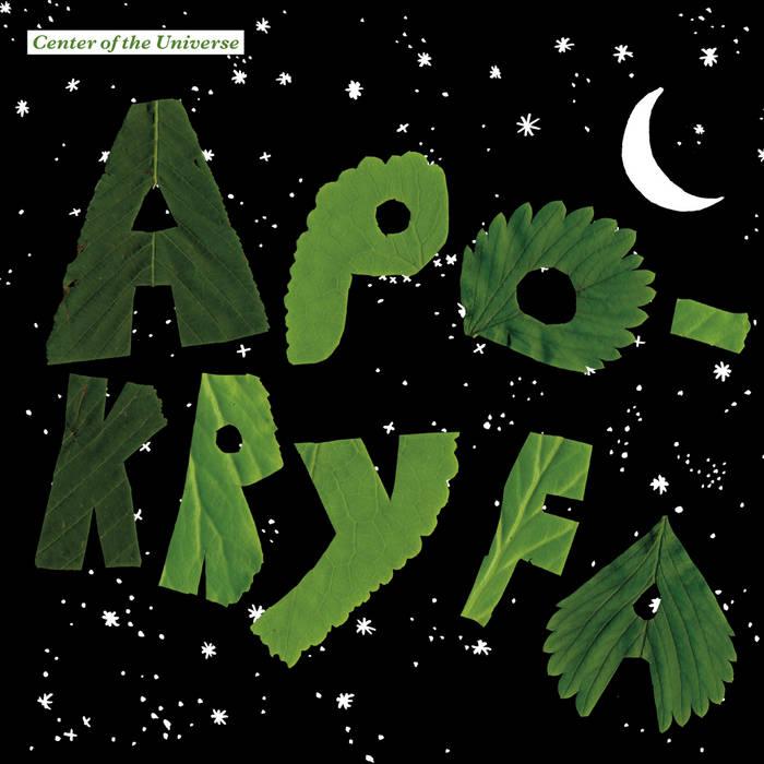 Center of the Universe - Apokryfa cover art