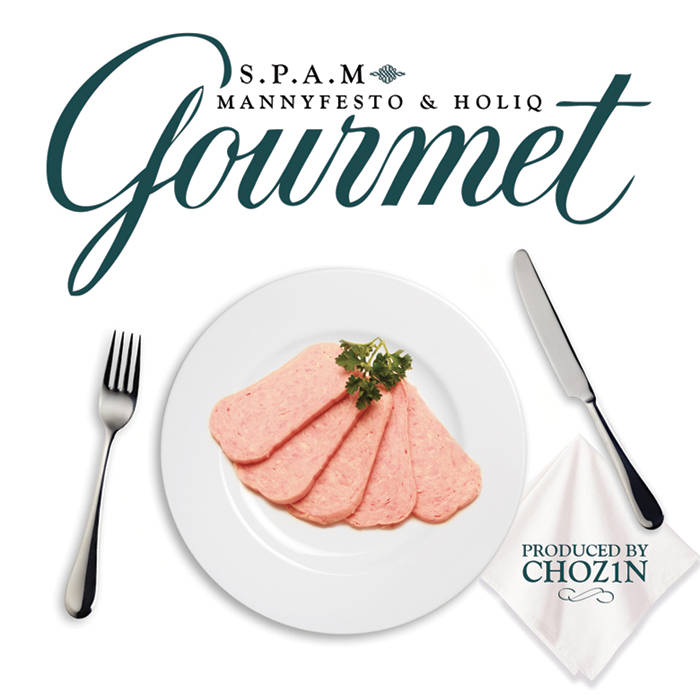 Gourmet cover art