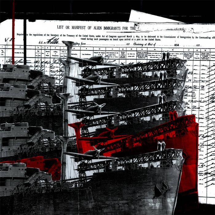 Perfect Future / List - Split cover art