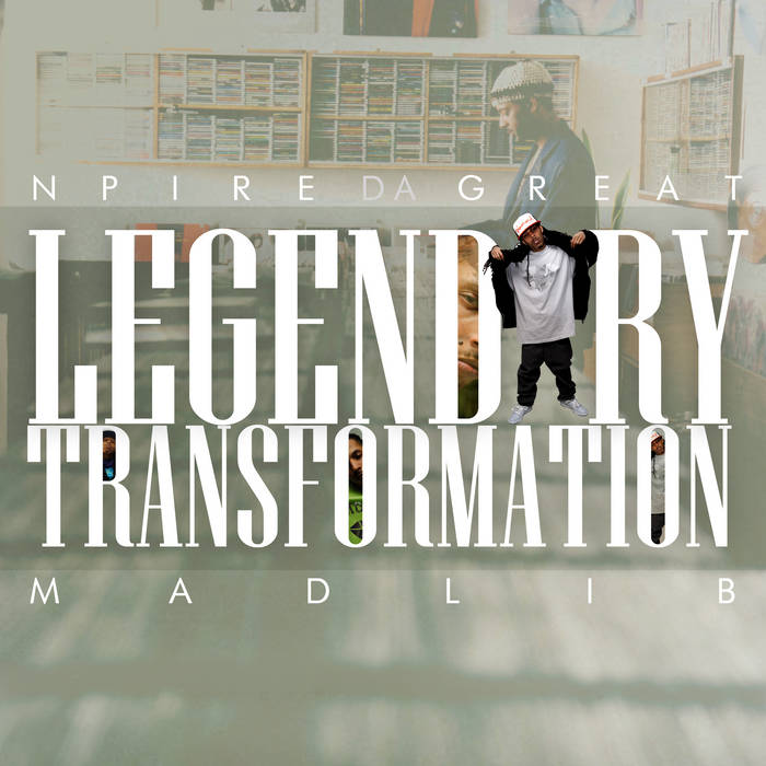 Legendary Transformation cover art