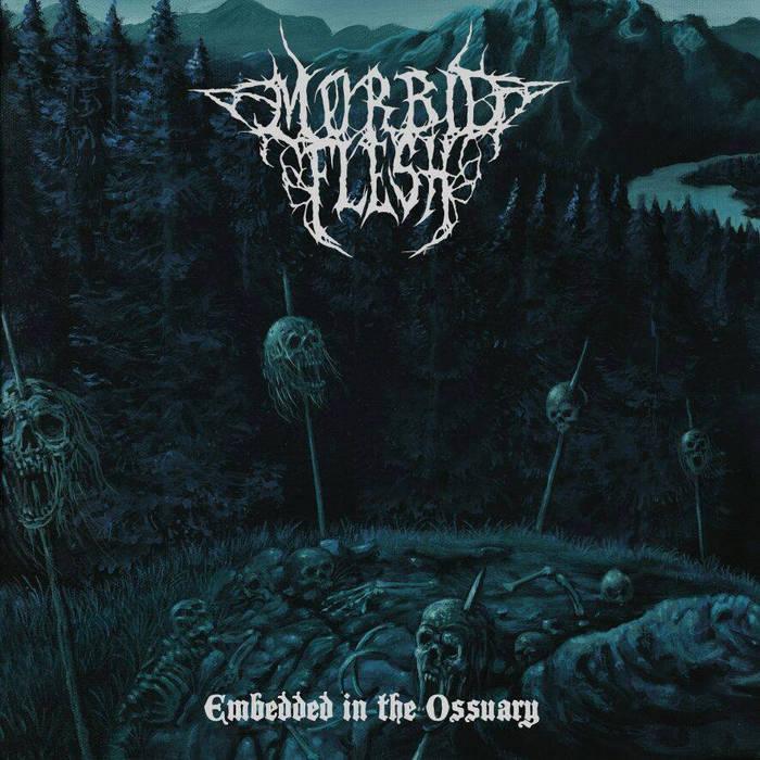 Embedded In The Ossuary (CD) cover art