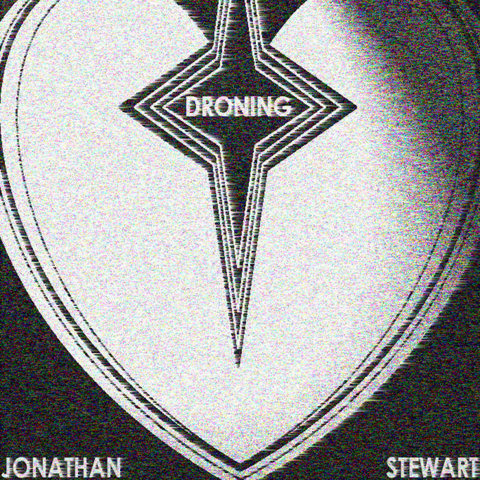 Droning cover art