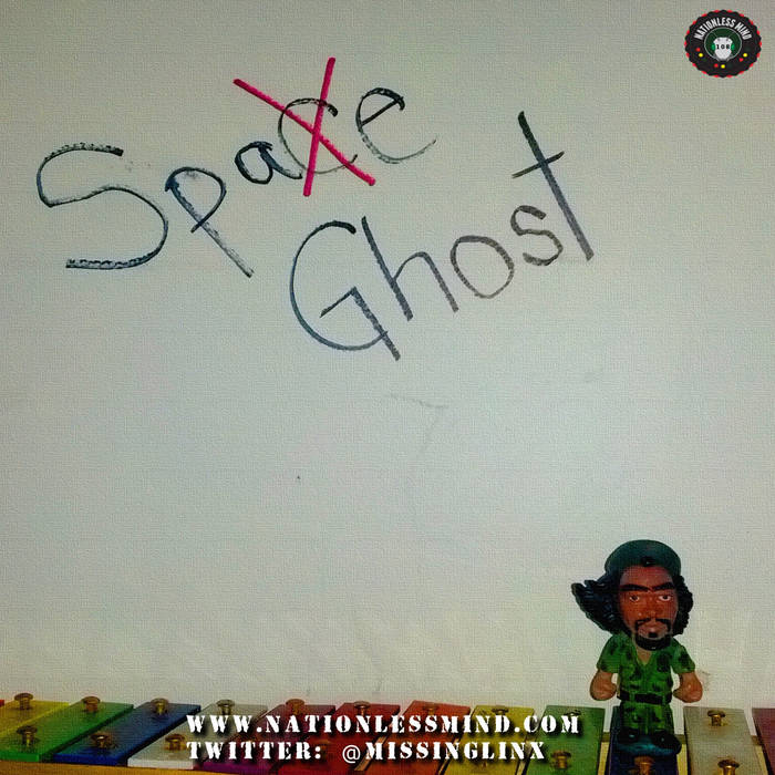 Spaxe Ghost cover art
