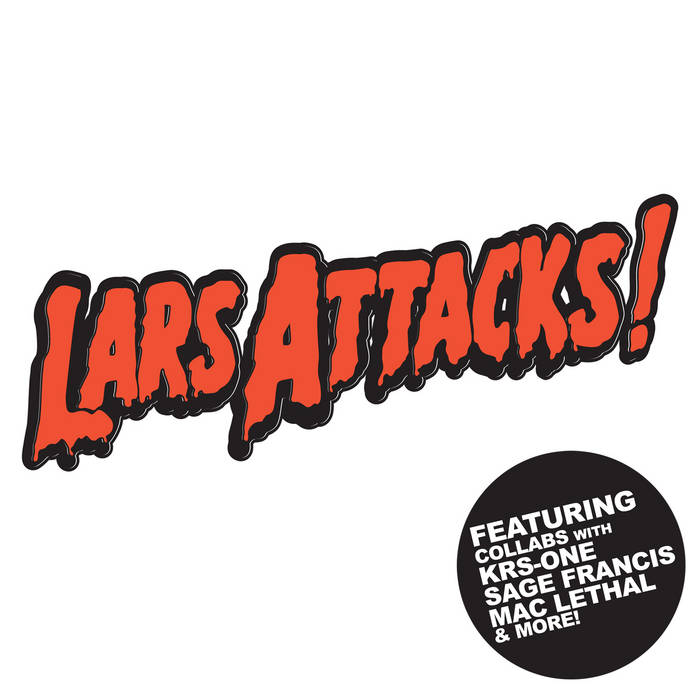 Lars Attacks! cover art