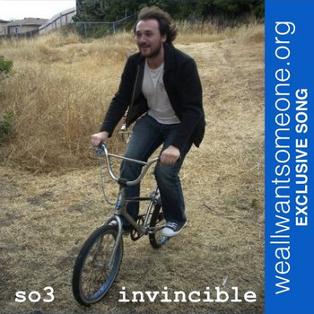 Invincible cover art