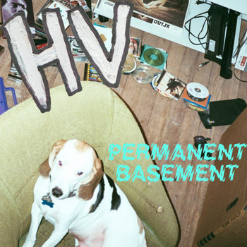 Permanent Basement (LP) cover art