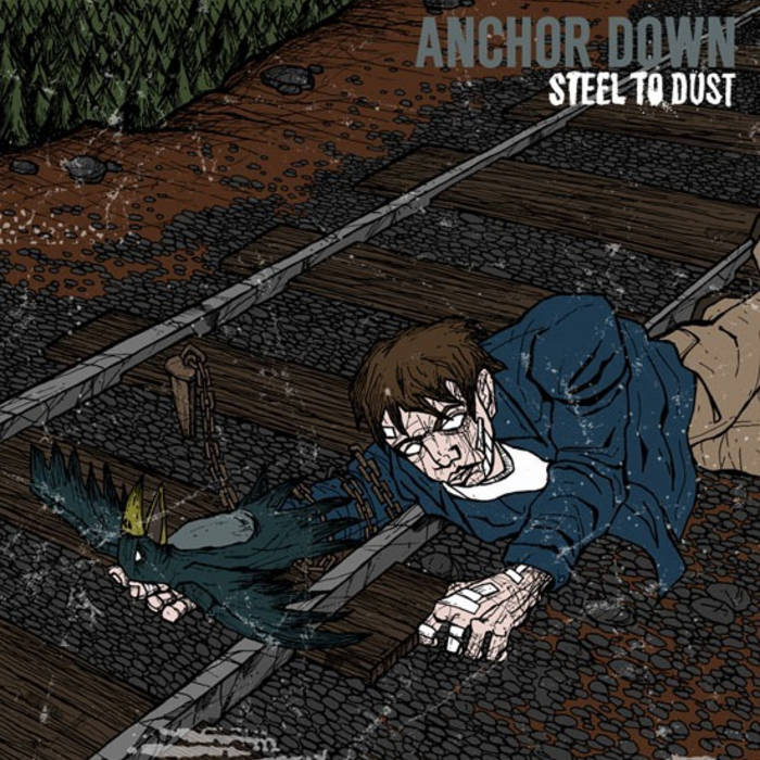 Steel To Dust cover art
