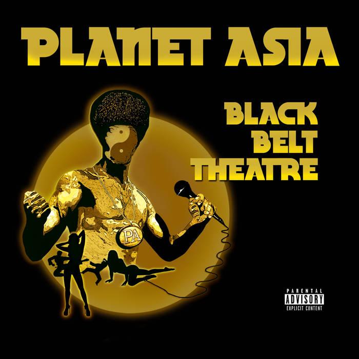 Black Belt Theatre cover art