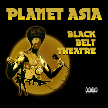 Black Belt Theatre cover art
