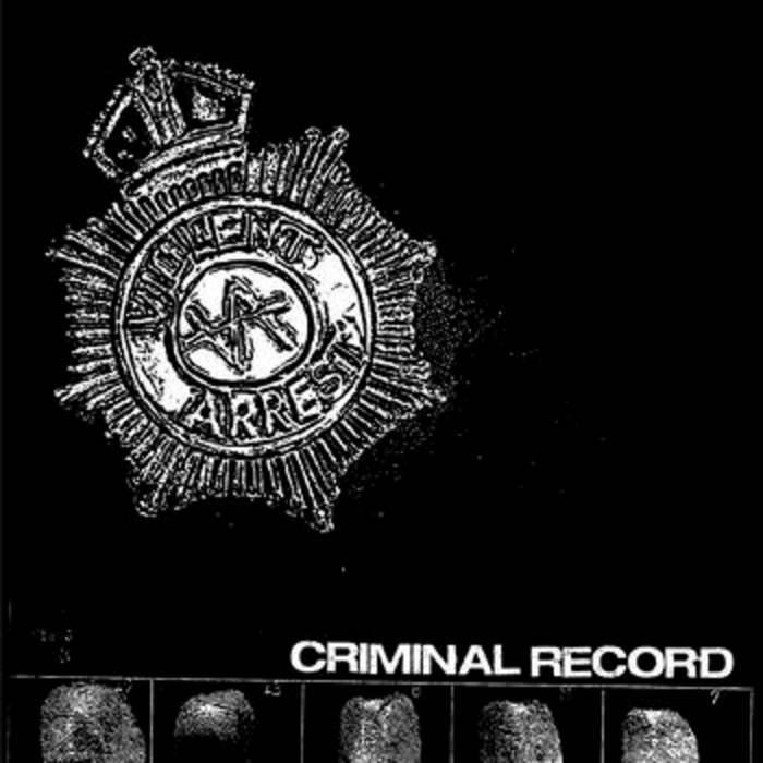 Criminal Record cover art