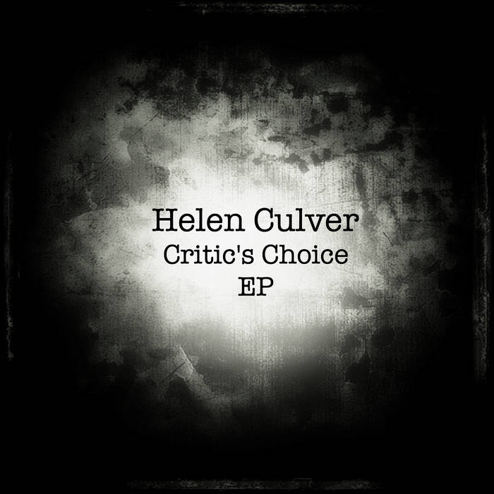 Critic's Choice - EP cover art