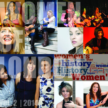 Women of London 2014 - Vol. 2 cover art