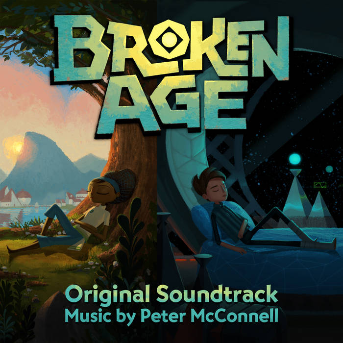Broken Age: Original Soundtrack cover art