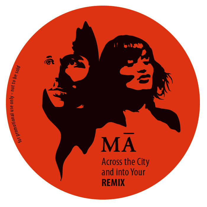 Across the City and Into Your REMIX cover art