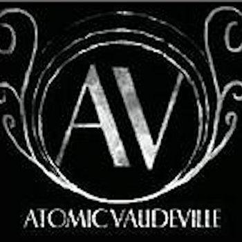 The Music for Atomic Vaudeville cover art