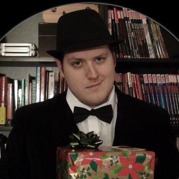 The Harvey Finevoice Christmas Album cover art