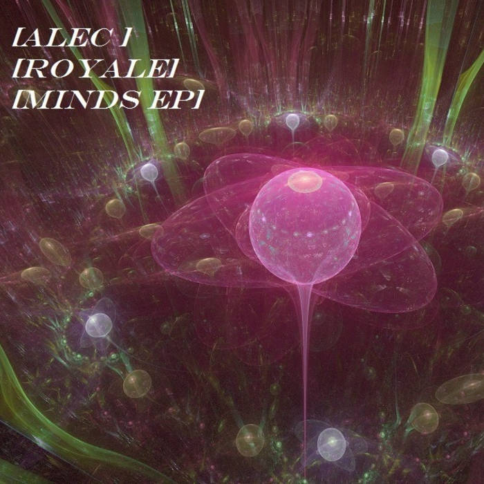 MINDS EP cover art