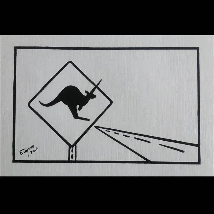 Kangaroonicorn cover art