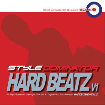 HARD BEATZ V1 cover art