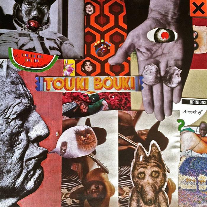 Touki Bouki BeatTape cover art