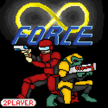 Infinity Force cover art