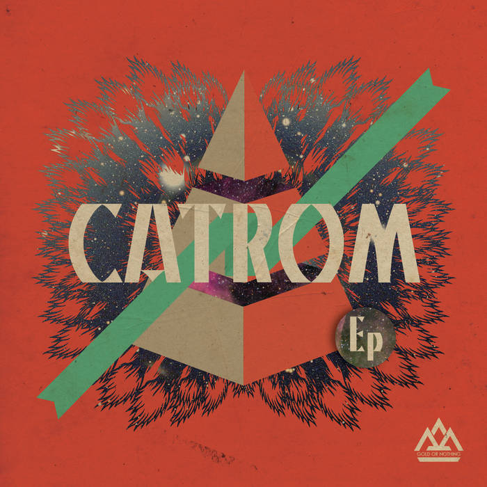 Catrom - EP cover art