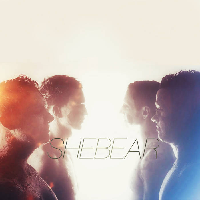 SHEBEAR EP cover art